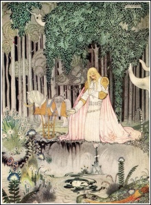 Kay Nielsen from East of the Sun . . .