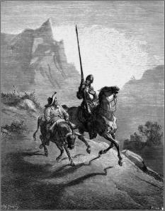 Dore Quixote