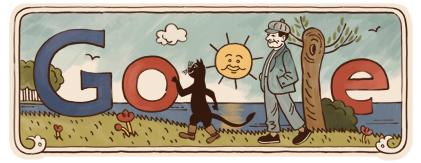 Lada Google Doodle