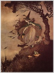Outhwaite Witch