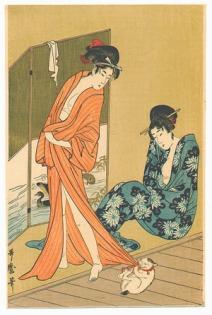 Utamaro Bath