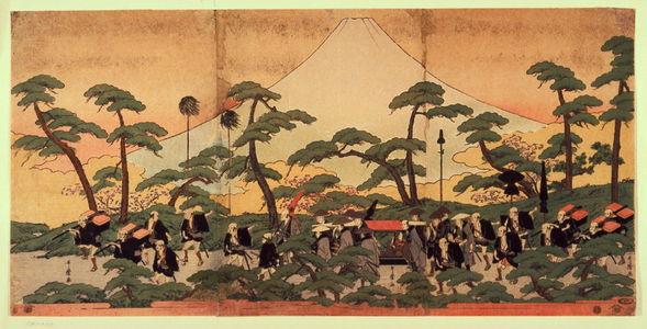 Utamaro Fuji